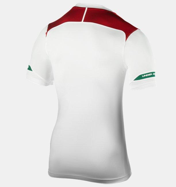 Camiseta UA Fluminense Oficial Infantil