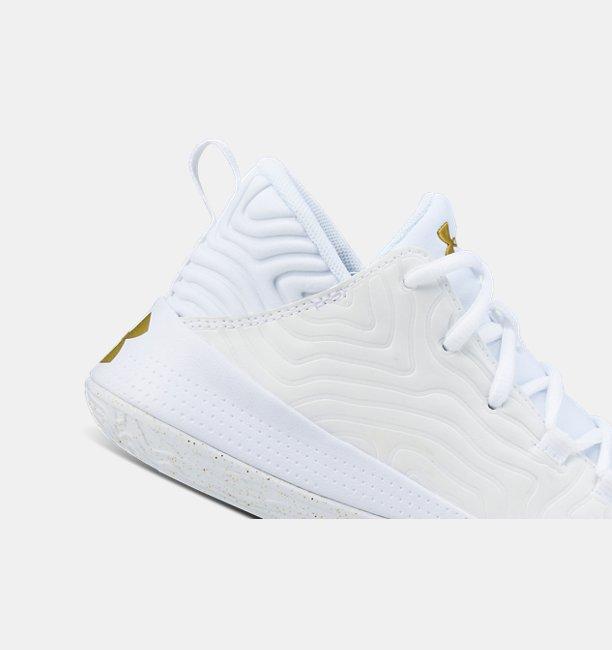 Grade School UA Escalate SYN Basketball Shoes
