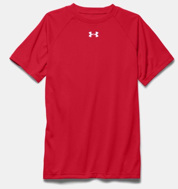 Camiseta Infantil UA Locker