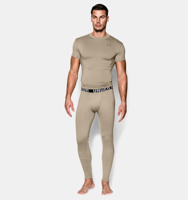 1fad11e39fde75 Men's ColdGear® Infrared Tactical Fitted Leggings | Under Armour IE