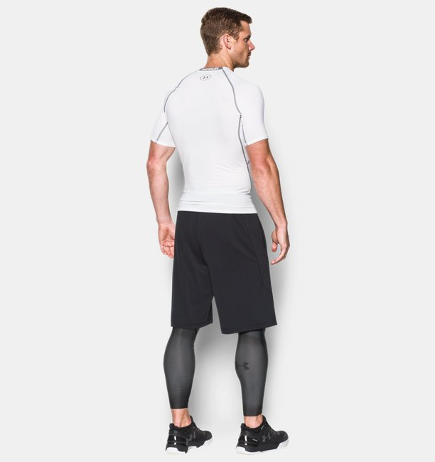 Mens UA Charged Compression Leggings