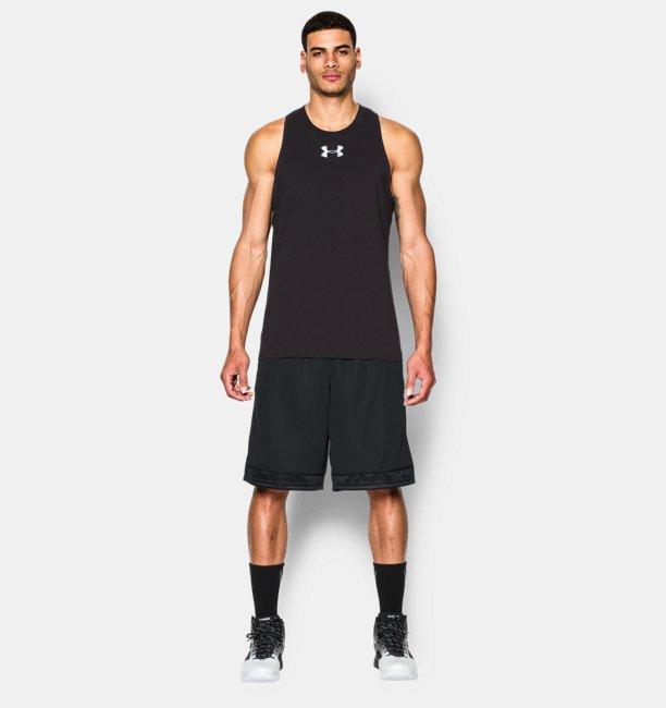 Shorts UA Baseline Basketball Masculino