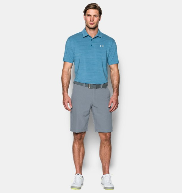 Mens UA Match Play Vented Shorts