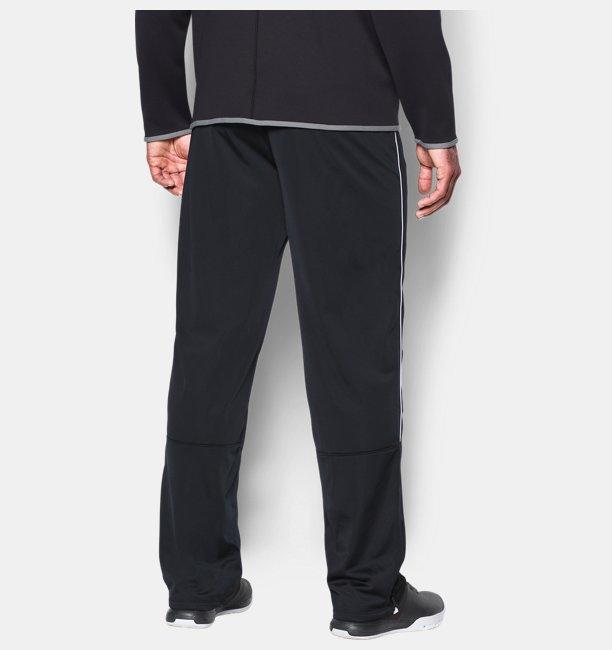 Erkek UA Rival Knit Warm-Up Eşofman Altı