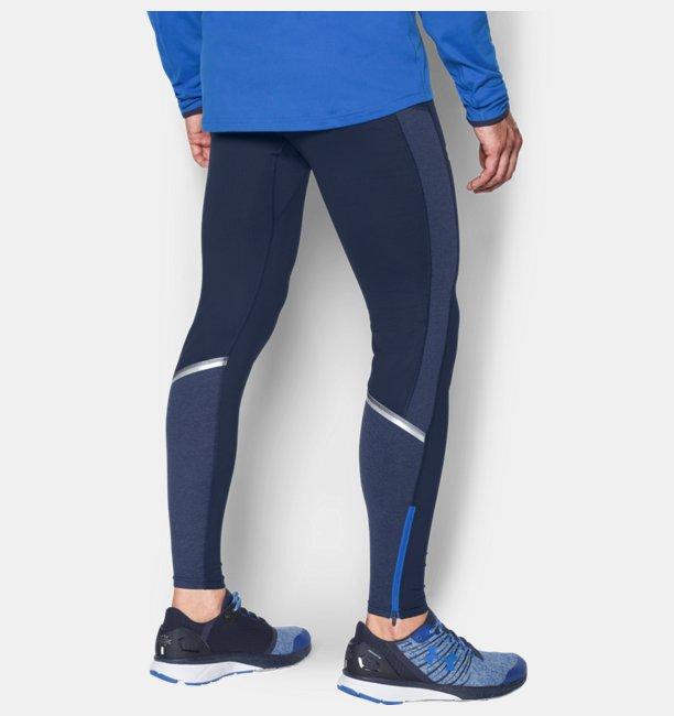 772e8ad12e Men's UA NoBreaks ColdGear® Infrared Run Leggings | Under Armour UK