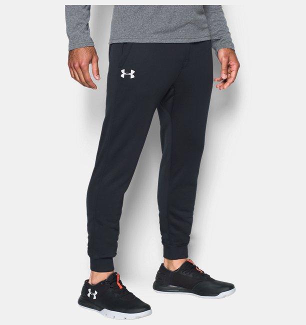 Calça UA Storm Armour® Fleece Jogger - Masculina  49056183bb050