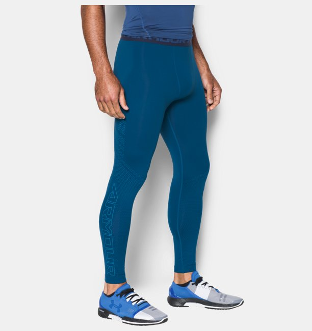 33e029cfe0eae Men's UA HeatGear® Armour Printed Compression Leggings | Under Armour AU