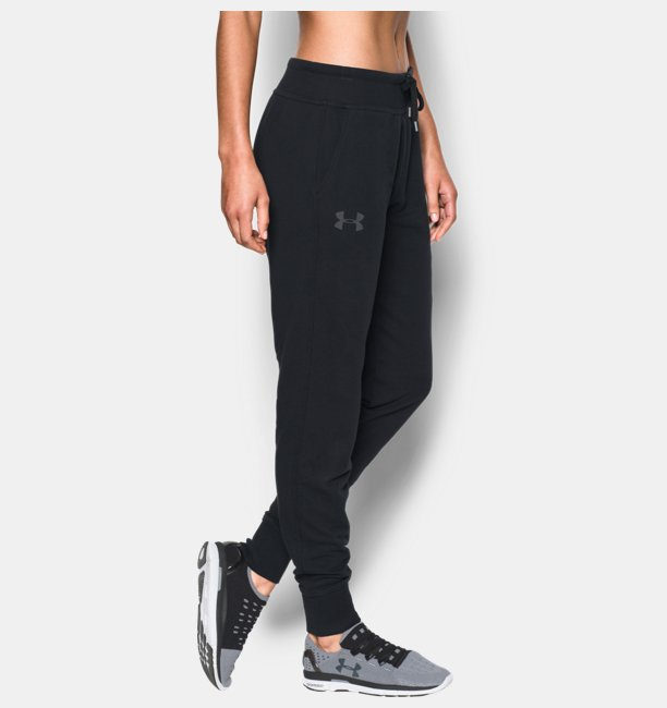 Pantalon de jogging UA Favorite French Terry pour femme  1e6932e362b