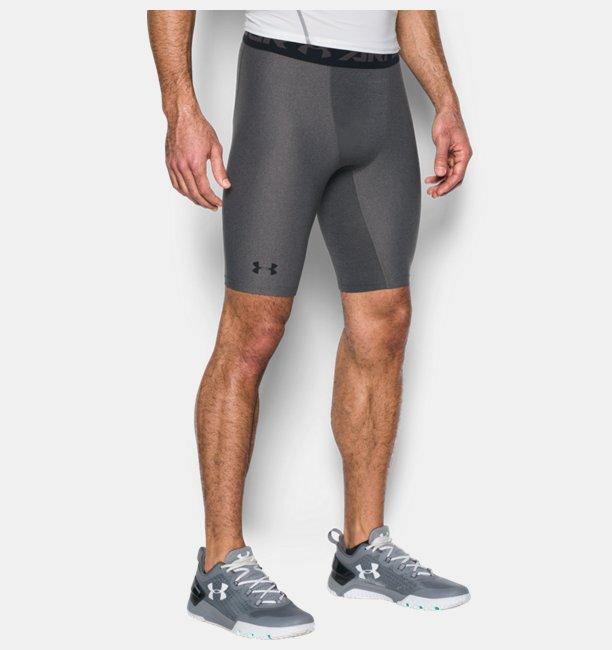 90eadd7d2f0f Men s HeatGear® Armour Long Compression Shorts