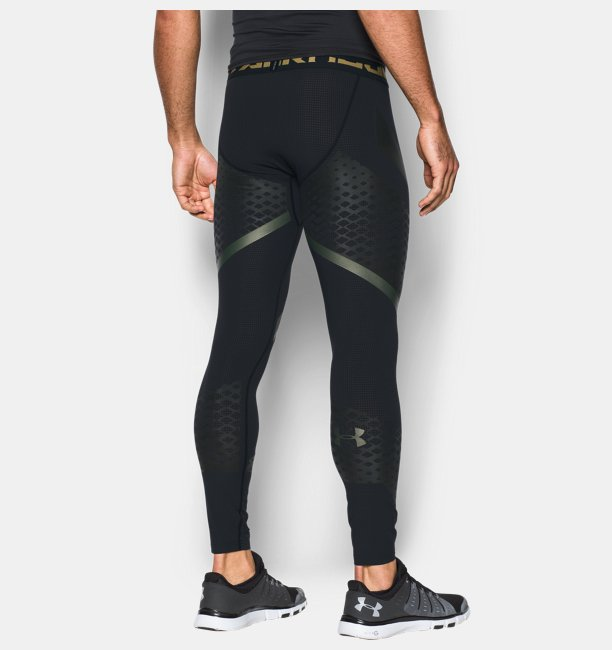 Mens HeatGear® Armour Zone Compression Leggings