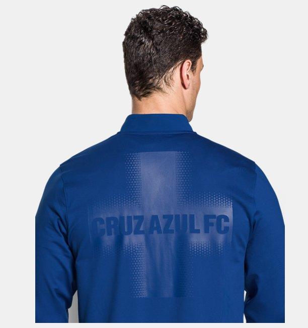 f90655a568190 Chamarra UA Storm Stadium Cruz Azul para Hombre