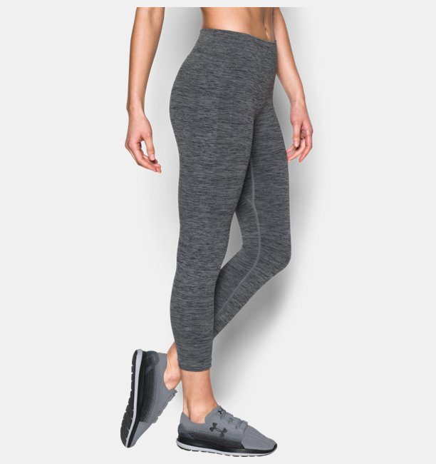 Women's UA Threadborne™ Seamless Heathered Crop