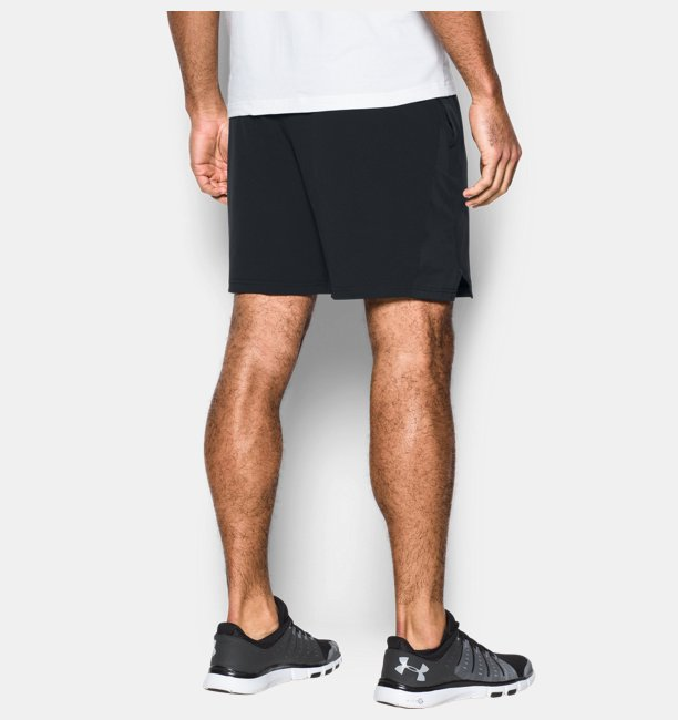 Mens UA Cage Shorts