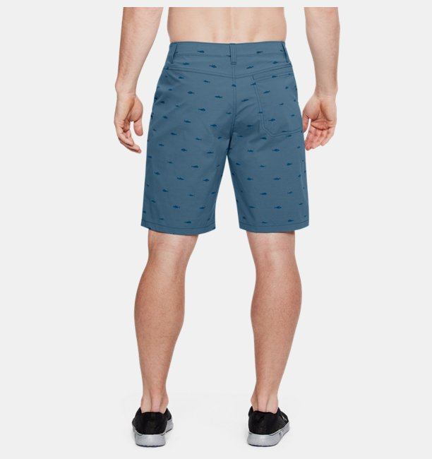 Mens UA Fish Hunter Shorts