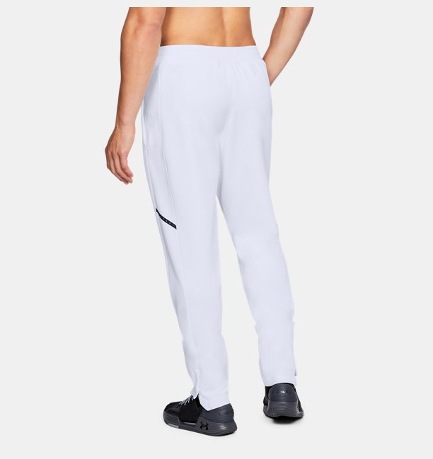Mens UA Forge Warm Up Pants