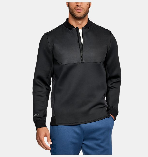 Men's UA Unstoppable GORE® WINDSTOPPER® ½ Zip
