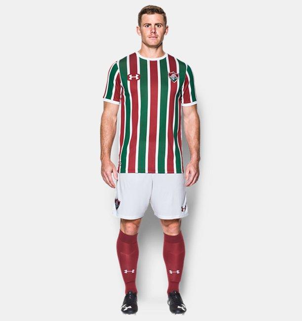 Shorts Oficial Fluminense FC Masculino