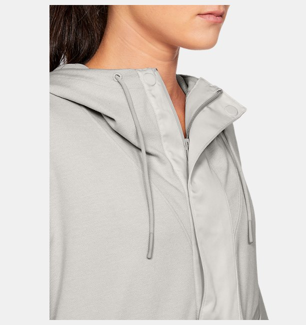 Womens UA Generation Parka