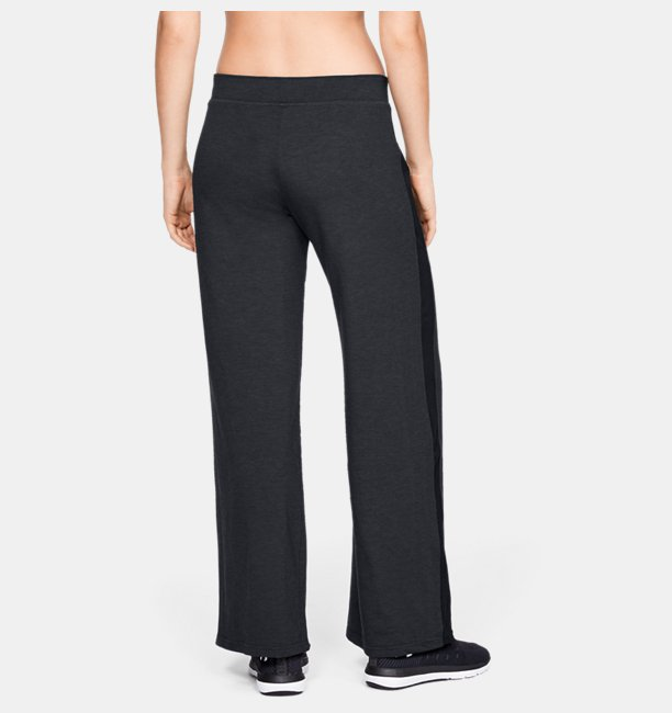 Womens UA Featherweight Fleece Fashion Pants