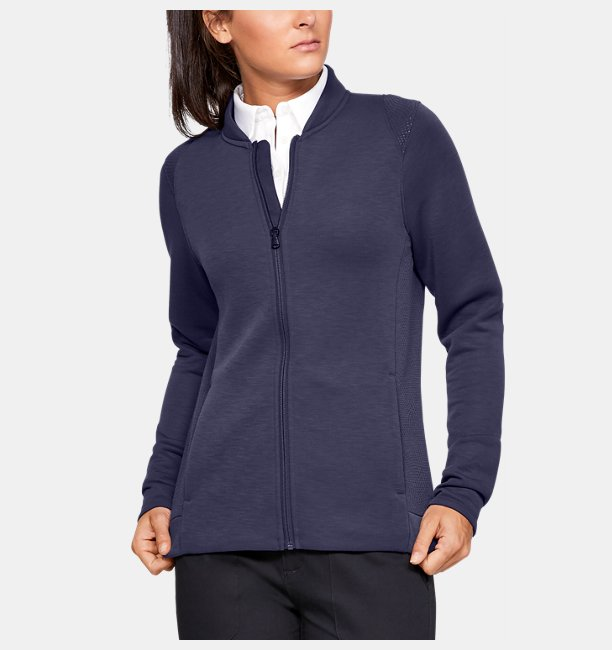 Womens UA Move Light Full Zip Jacket