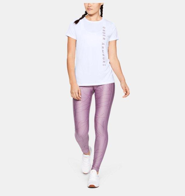 UAテック ショートスリーブ クルー ワードマーク グラフィック(トレーニング/Tシャツ/WOMEN)