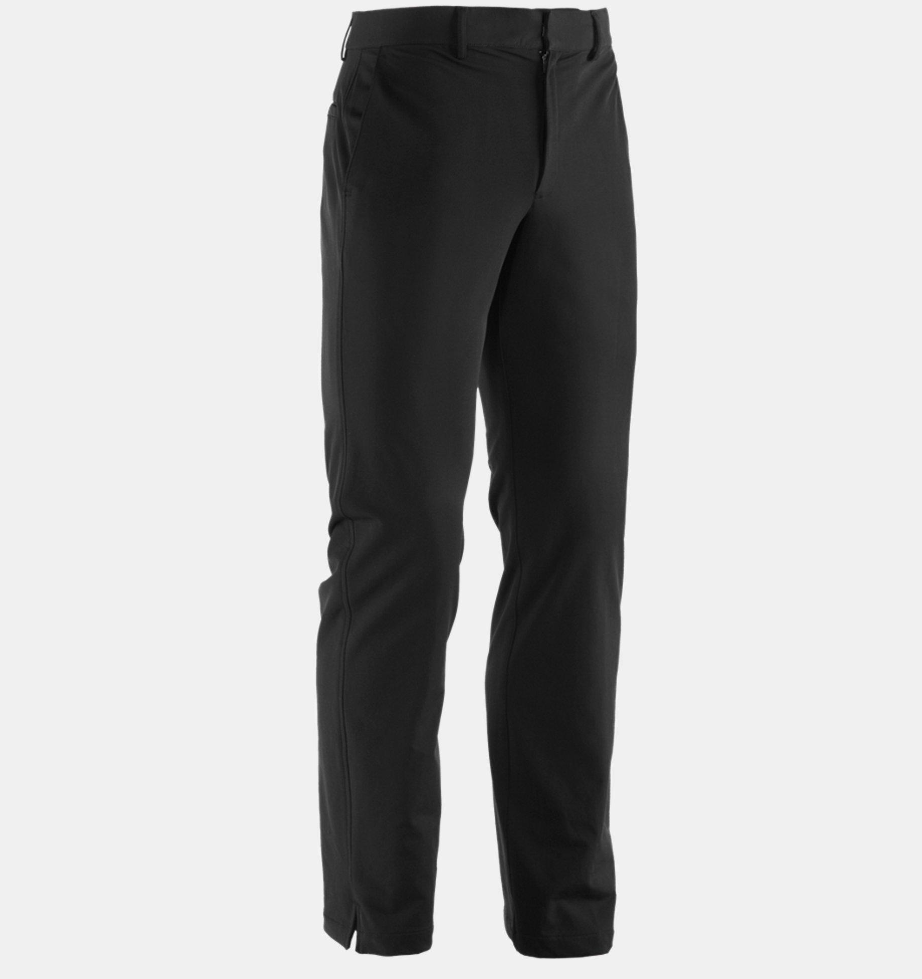 eb3c6fc8d4213 ... Pantalones de golf UA Storm ColdGear® Elements para hombre