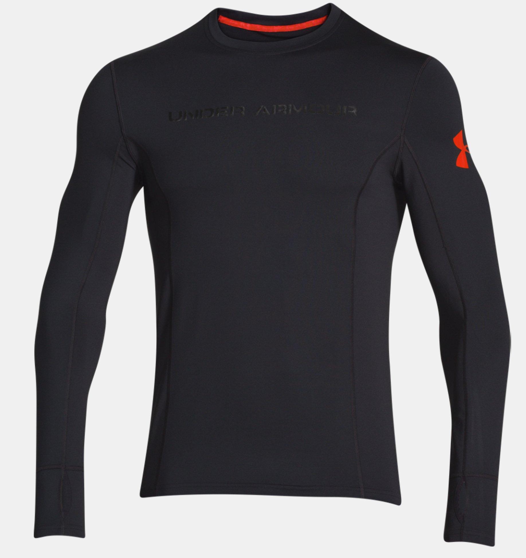 cef321eb8 ... T-shirt de compression à manches longues UA Combine® Training ColdGear®  ...