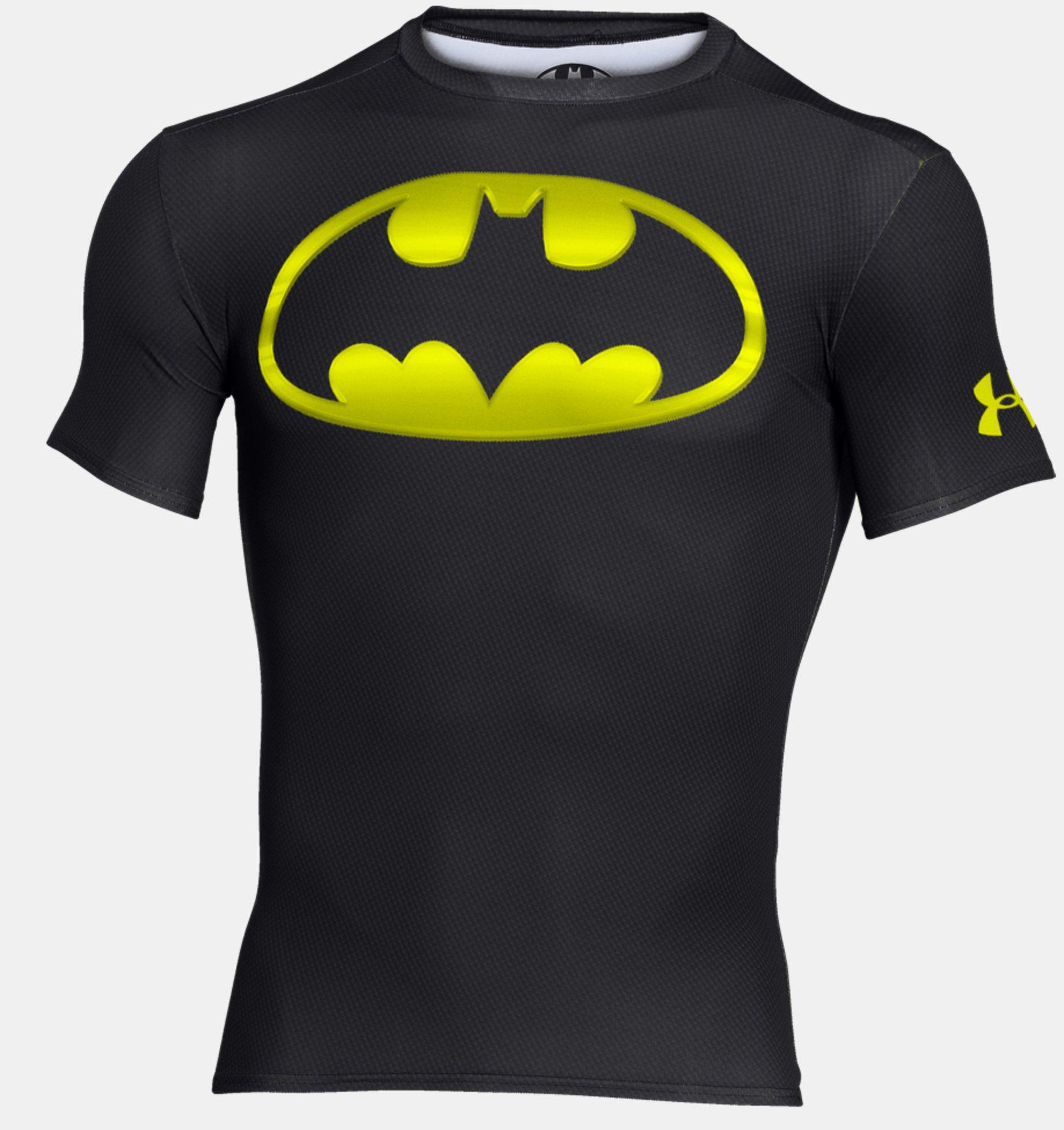 Vellidte Men's Under Armour® Alter Ego Batman Compression Shirt | Under RE-37