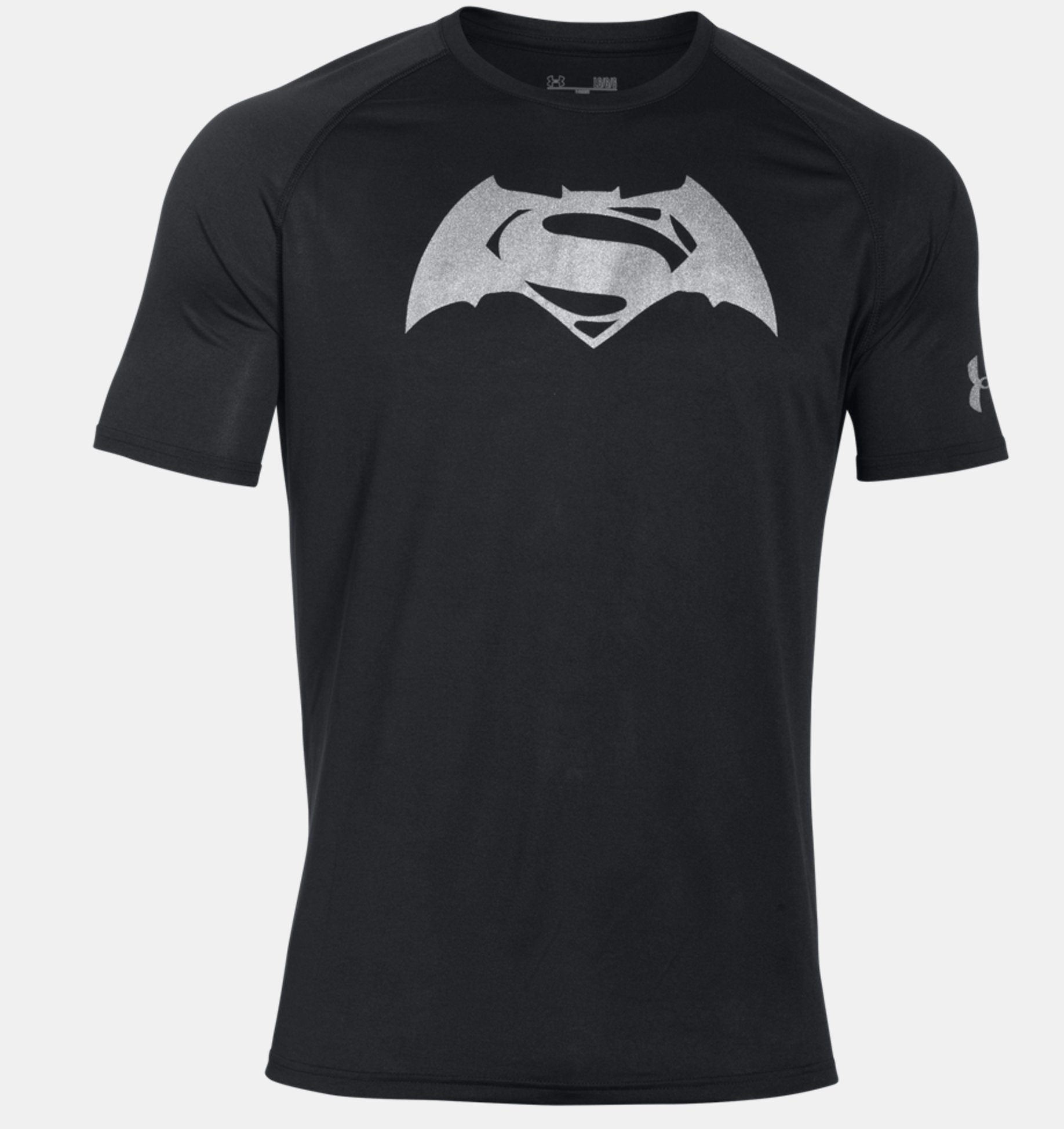 1cceeceaf2f77 Playera Under Armour® Alter Ego Superman v Batman para Hombre ...