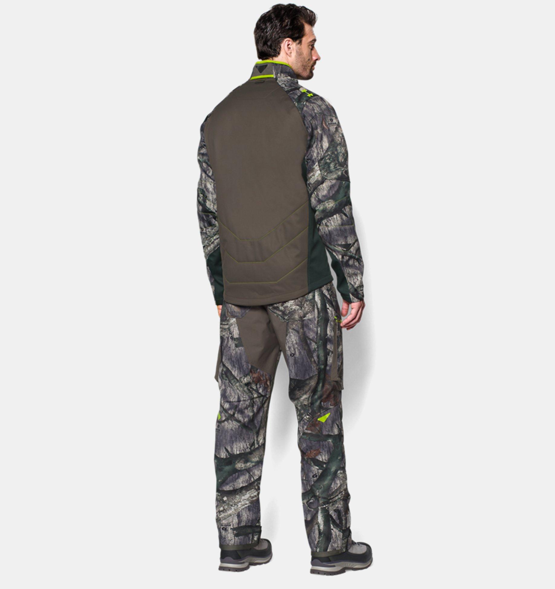 d5204f9ddcace Men's UA Storm Scent Control Softershell Jacket | Under Armour UK