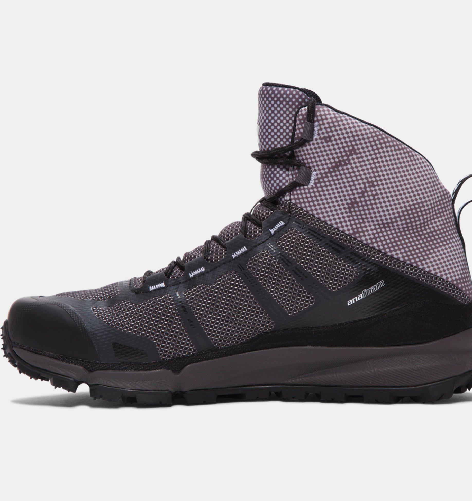 dc5b9218a Men's UA Verge Mid GTX Hiking Boots | Under Armour IE