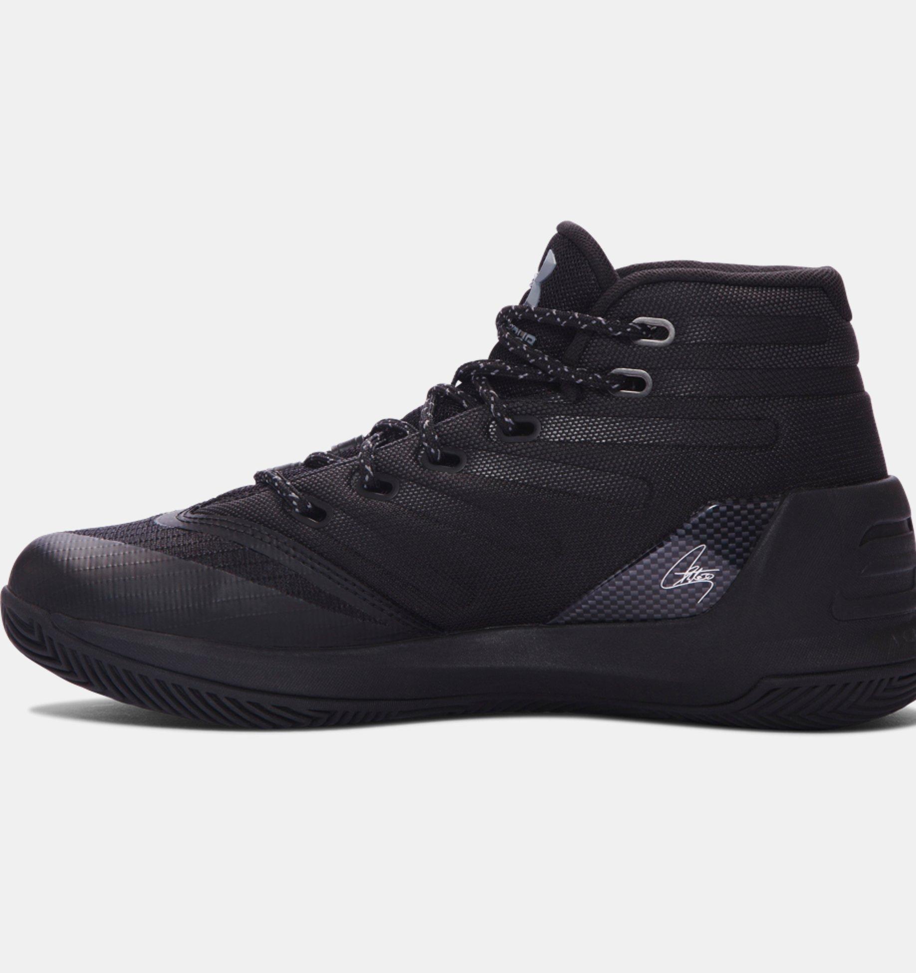 70b93a74b069 ... Boys  Grade School UA Curry 3 Basketball Shoes ...