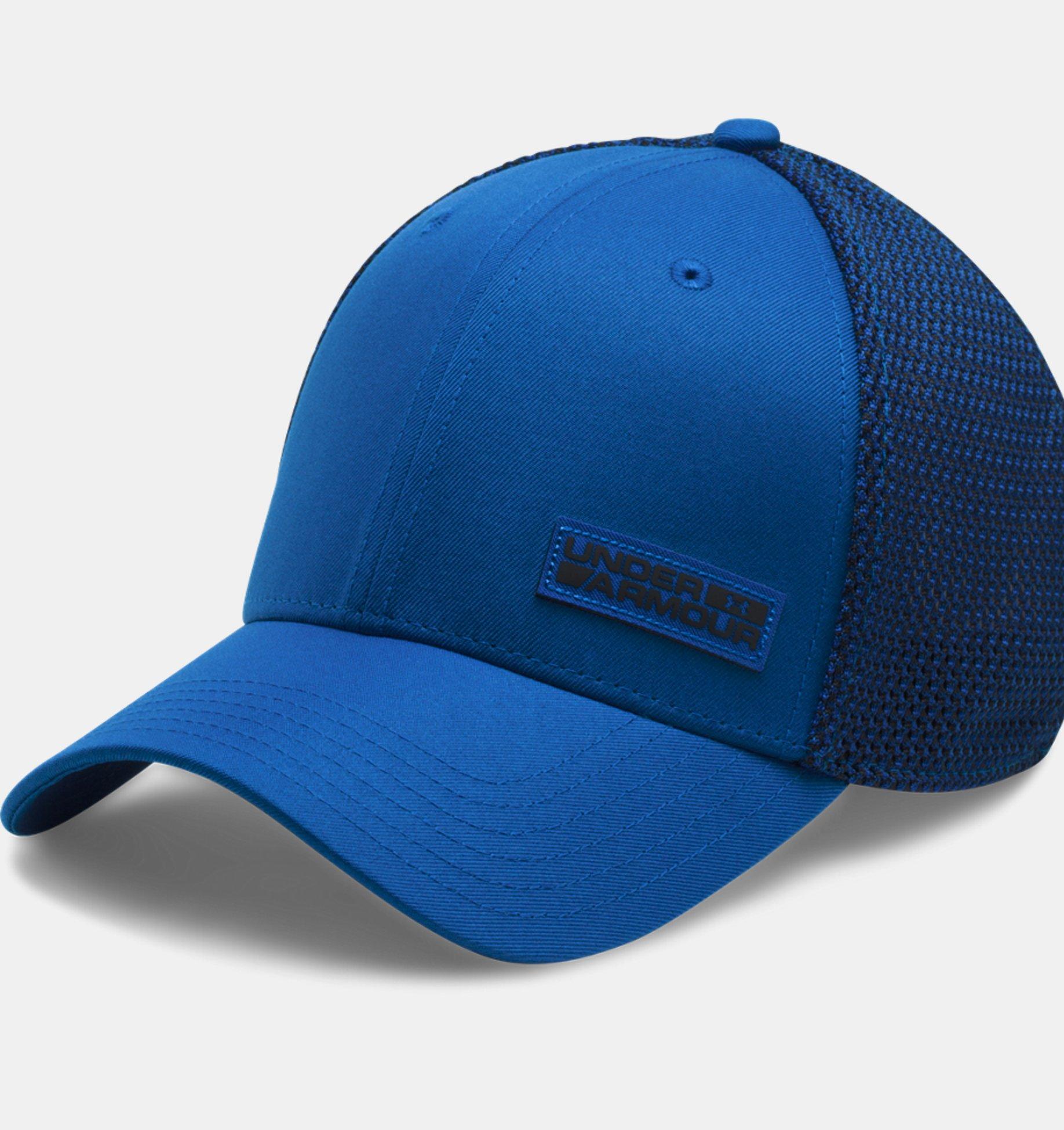 55effe0354d Alternate Views. Men s UA Twist Low Crown Cap ...