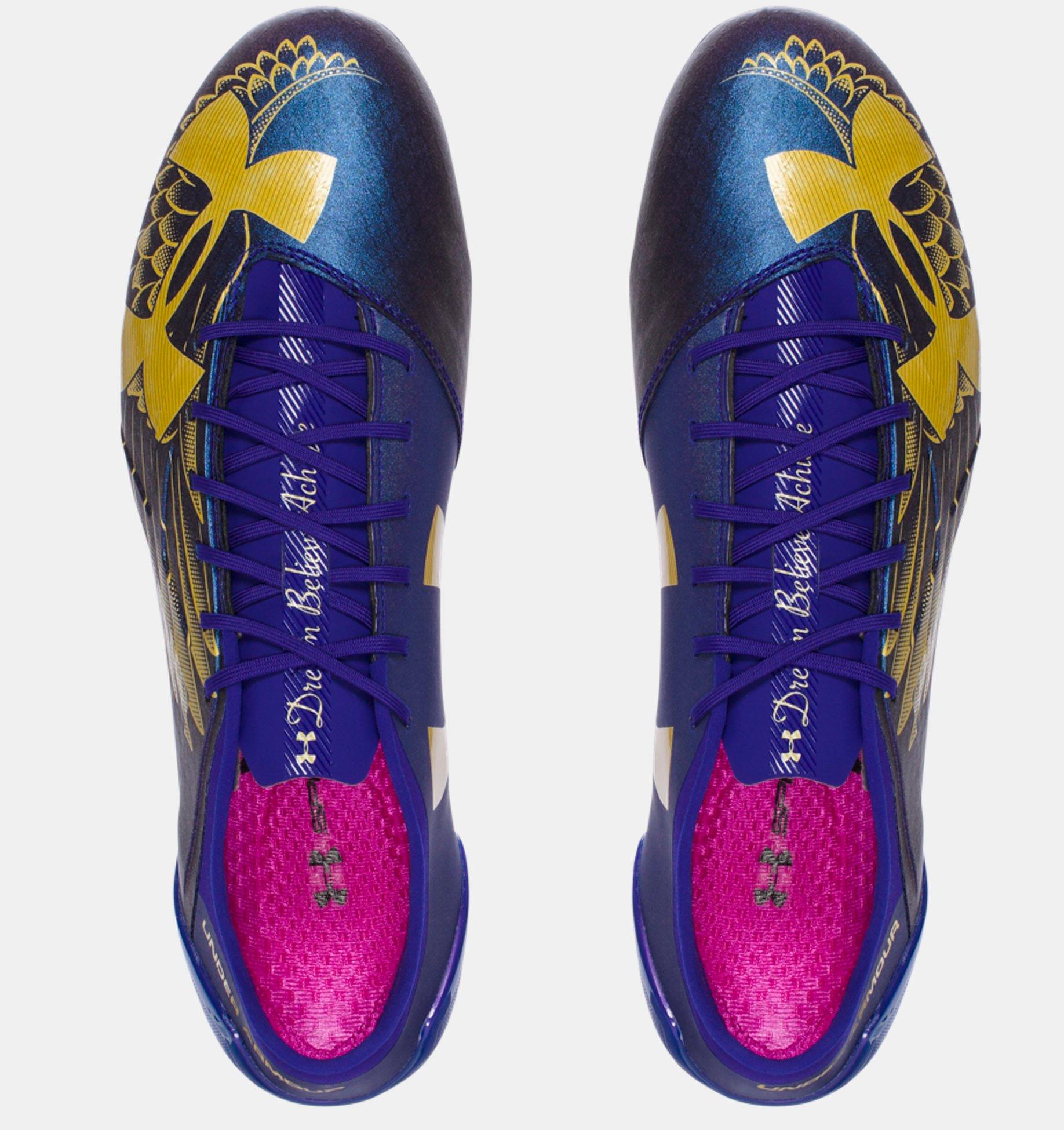 21200831f ... Men s UA Spotlight FG Football Boots – Limited Edition ...