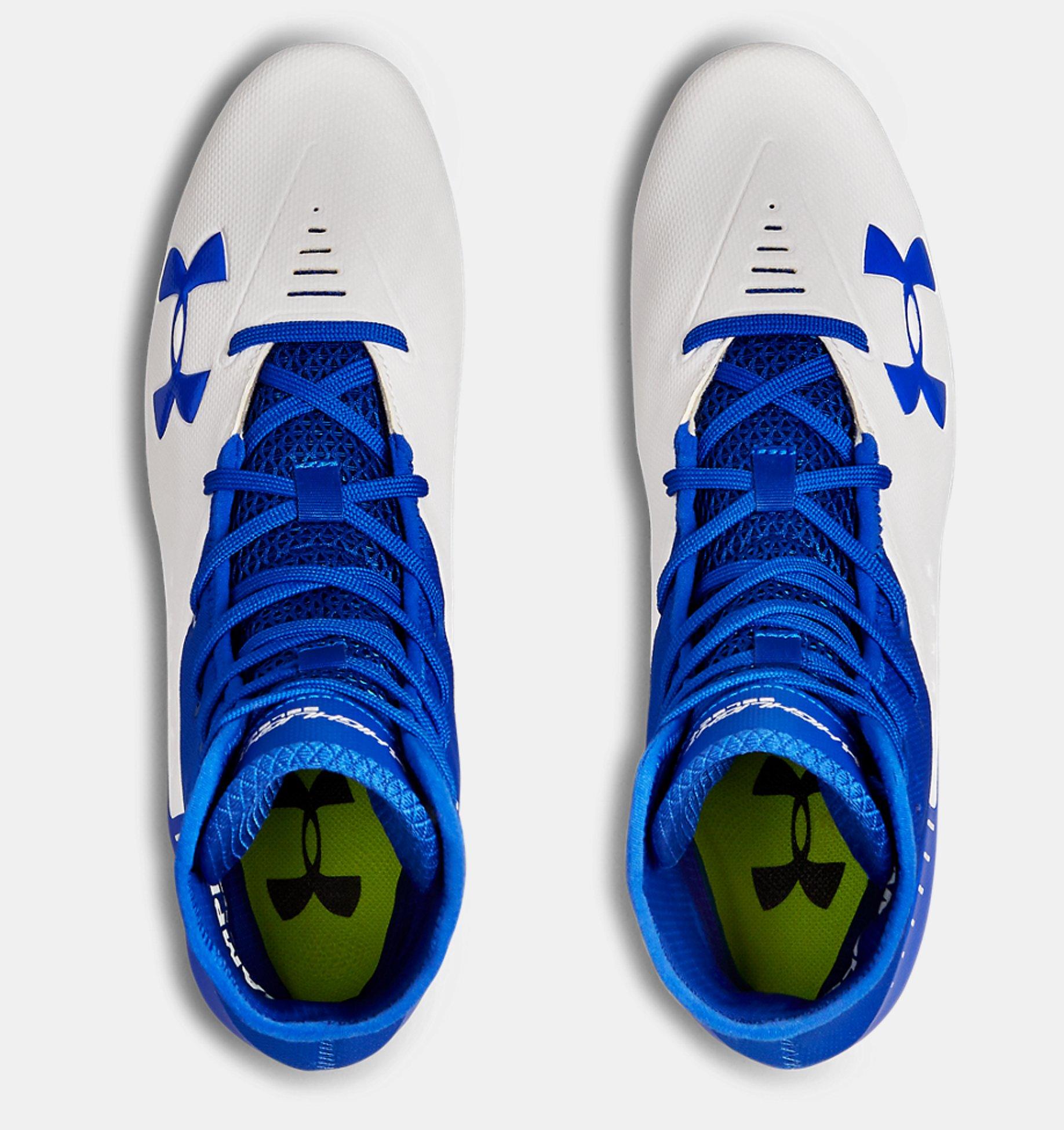7213a1afe16 ... Zapatos de Fútbol UA Highlight Select MC para Hombre