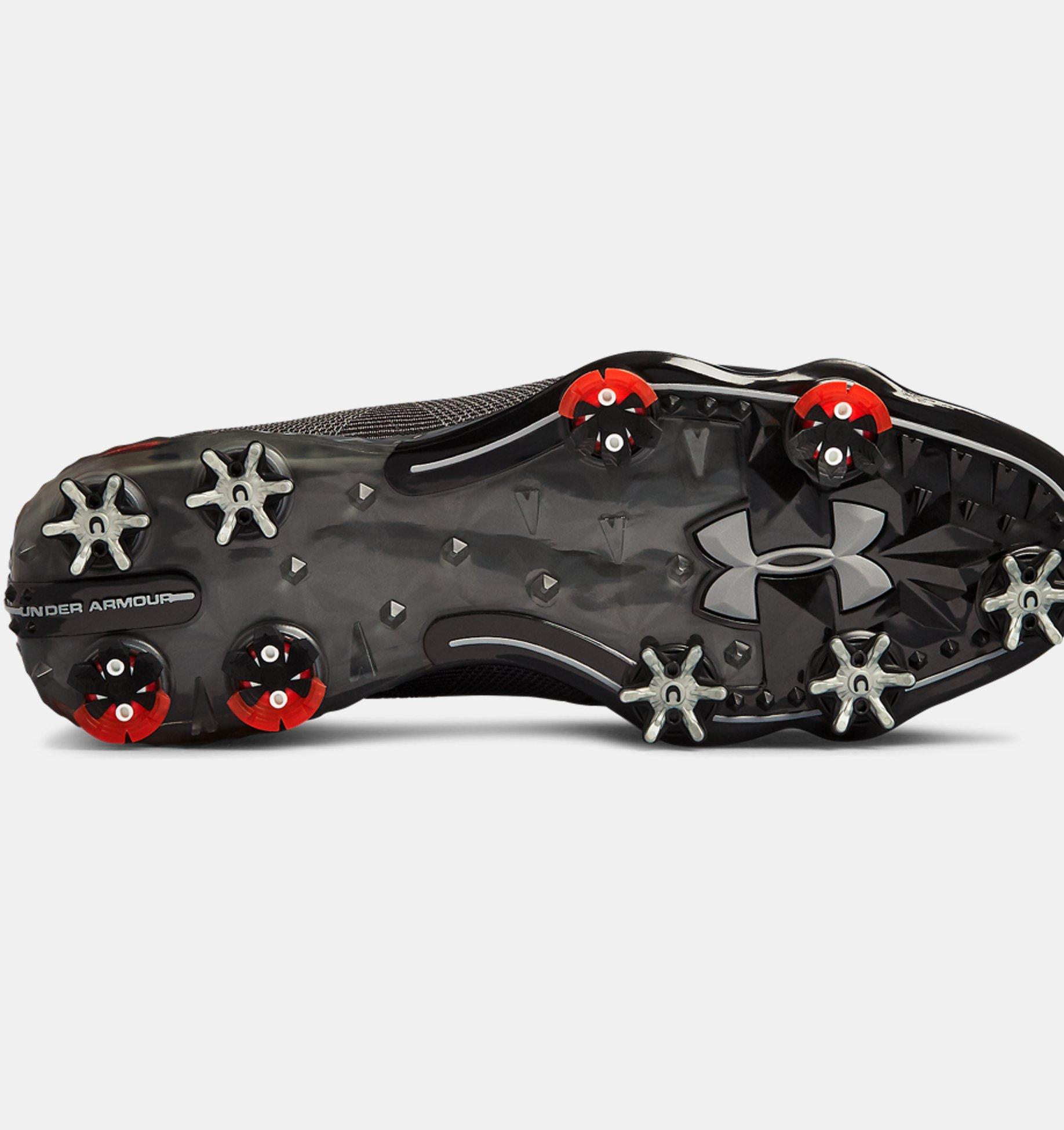 Injusto Ejecutar Cien años  Men's UA Spieth 2 Mid Golf Shoes | Under Armour AT