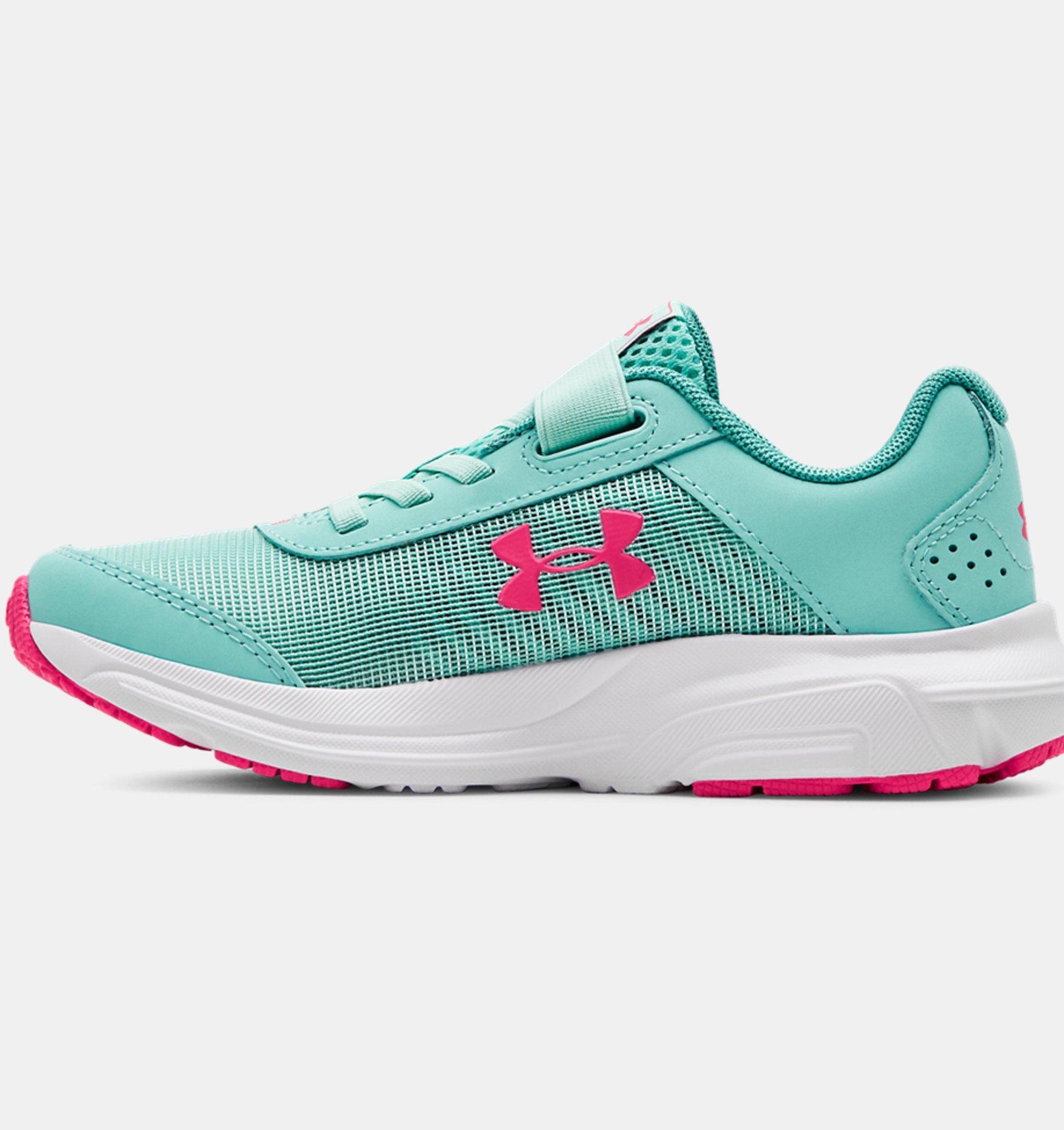 ... Girls  Pre-School UA Rave 2 NP AC Running Shoes ... 20fa6c75f6f