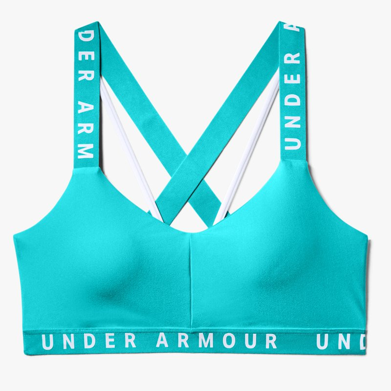 bralette UA Wordmark Strappy Sports