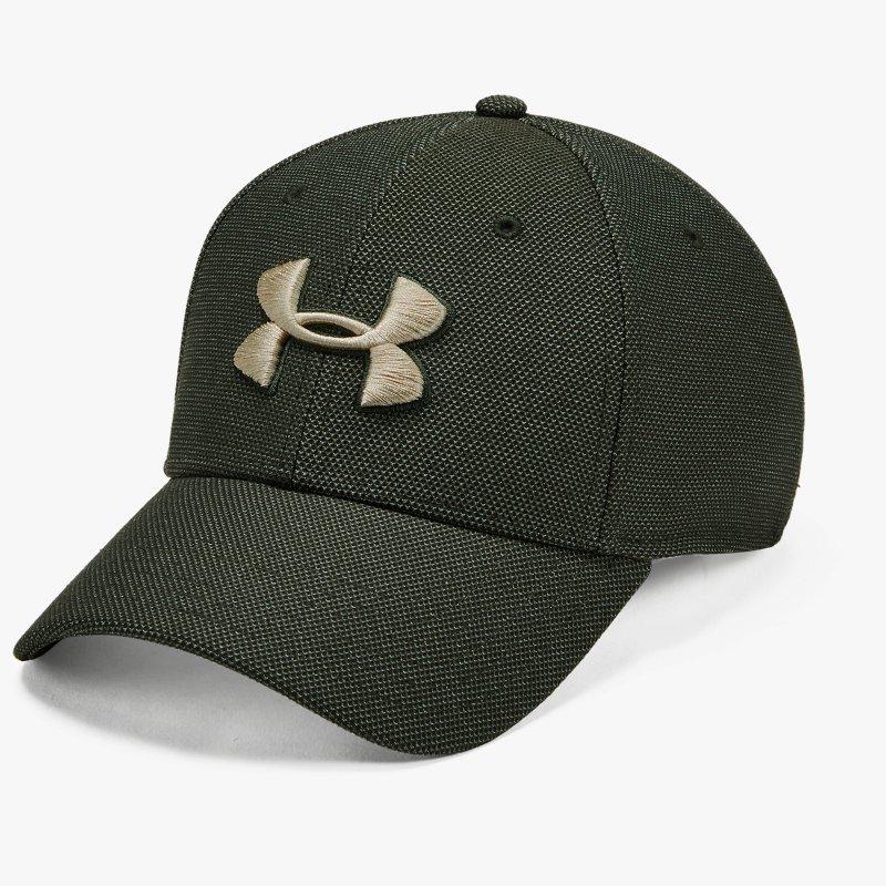 49edf8858 Under Armour Men's UA Heathered Blitzing 3.0 Cap