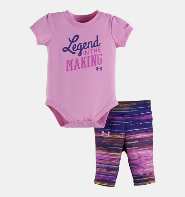 7909f3bcfa under armour baby girl