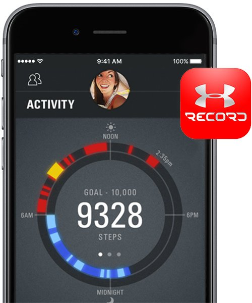 Reprimir pistola Cambio  UA Record™ Health & Fitness Network | Under Armour MY