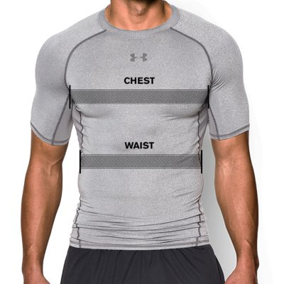 Men's Tops Fit Guide